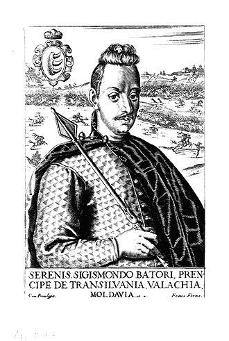 Stephen Bocskai - Bocskai's nephew, Sigismund Báthory, Prince of Transylvania