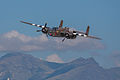 B-25 blowing in from the Chugach Mountains (7674532230).jpg