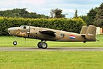 B25 Mitchell - Dunsfold Wings and Wheels 2014 (15199750882).jpg