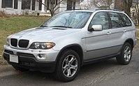 Facelift BMW X5