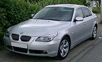 BMW 5 Series thumbnail