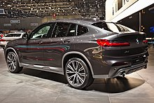 Second Generation G02 2018 Presentedit Main Article BMW X4