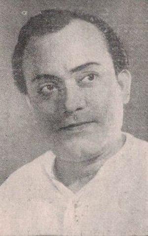B. R. Panthulu - Panthulu, pictured in 1948