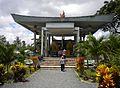 Ba Chuc Bone Pagoda - Approach.JPG