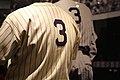 Babe Ruth's Farewell Jersey - National Baseball Hall of Fame (14572622694).jpg