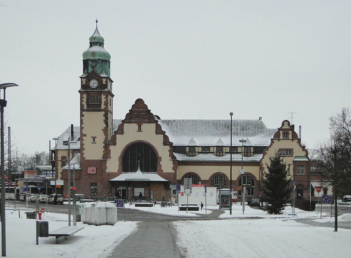 Bad Homburg station - Wikipedia