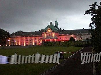 Kaiserpalais Bad Oeynhausen Hotel