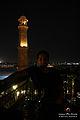 Badshahi Mosque Minaret.JPG