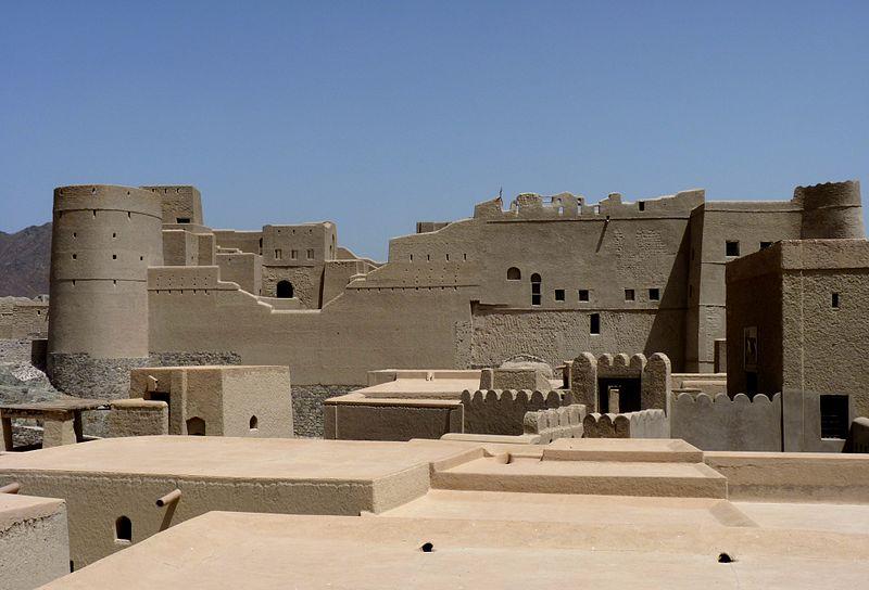 File:Bahla Fort in Oman 4.JPG