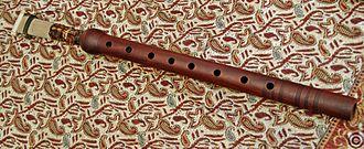 Balaban (instrument) - Image: Balaban Azerbaijani