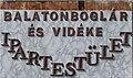 Balatonboglár és vidéke ipartestület, Erzsébet utca, 2018 Balatonboglár.jpg
