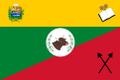 Bandera del Municipio Aragua.png