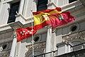 Banderas de Madrid y España (4487660760).jpg