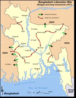 """Résultat de recherche d'images pour """"guerre du bangladesh 1971"""""""