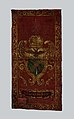 Banner of Pope Alexander VIII (reigned 1689–91) MET 14.49 001 Dec2014.jpg