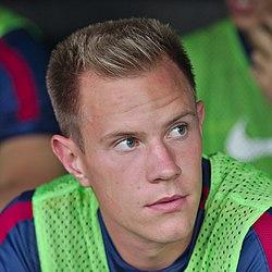 Fallecio el Arquero de Futbol, Marc-André Ter Stegen, mas conocido por haber jugado en el F. C. Barcelona