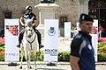 Barbero en la Jornada de Puertas Abiertas de Policía Municipal (01).jpg