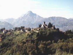 View of Barga.