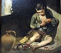 Bartolomé esteban Murillo, giovane mendicante, 1682, 02.JPG