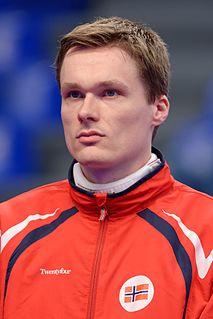 Bartosz Piasecki Norwegian fencer