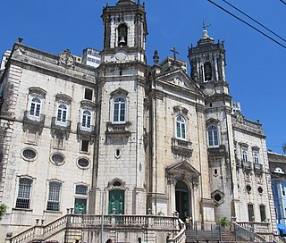 Basilica of the Immaculate Conception, Salvador church building in Salvador, Brazil