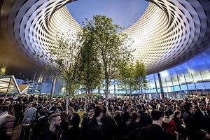 Baselworld - Baselworld Outside View