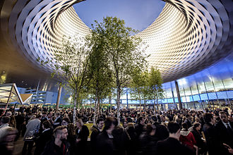 Baselworld - Baselworld outside view