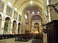 Basilica del Carmine, interno, navata (Padua) 01.JPG