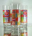 Basos de colecion de Coca Cola.jpg