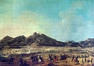 Jerónimo Girón-Moctezuma, Marquis de las Amarillas - Battle of Boulou