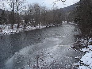 Batten Kill - The Batten Kill as it flows through West Arlington, Vermont