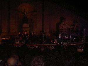 Franco Battiato - Battiato in concert during the Notte Bianca 2007 in Rome