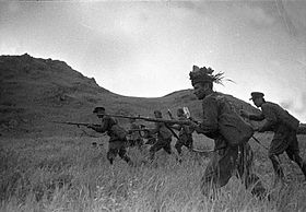 Battle of Lake Khasan-Red Army soldiers on attack.jpg