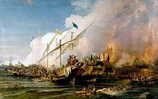1538 naval battle