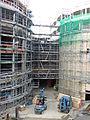Baufortschritt ~ Baustelle Aquis Plaza ~ Januar 2015 (2).JPG