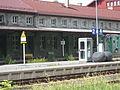 Bayerisch Eisenstein Bahnhof Železná Ruda 2008 b.jpg