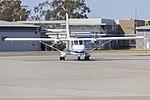 Bayswater Road Aerial Surveys-Australian Aerial Mapping (VH-ATO) GAF N22C Nomad taxiing at Wagga Wagga Airport.jpg
