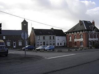 Bazuel Commune in Hauts-de-France, France