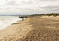 Beach below the Car Park, Hengistbury Head - geograph.org.uk - 1444646.jpg