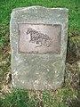 Beacons Way Art Trail stone ^8 near Carreg Cennen Castle - geograph.org.uk - 440677.jpg