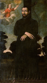Miguel de Carvalho 17th-century Portuguese Catholic missionary and martyr
