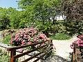 Beaumont-sur-Sarthe (Sarthe) l'hotel de Ville et ses jardins (02).jpg