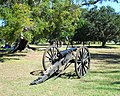 Beauvoir Fall Muster Confederate Cannon.jpg