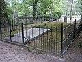Begraafplaats Vorden - grafheuvel van huis de Wildenborgh, met ACW Staring.jpg