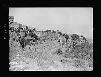 Beit Ed-Din. The Shehab Palace (held as a national monument). Lebanon. Abeih, a Druse (i.e., Druze) village LOC matpc.15459.jpg