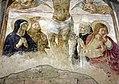 Benozzo gozzoli, tabernacolo di legoli, 1479-80, 04 dolenti.jpg