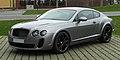 Bentley Continental GT Supersports – Frontansicht, 26. März 2011, Düsseldorf.jpg