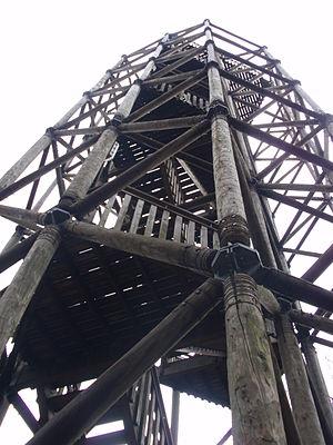 Park Berg en Bos - The watchtower