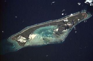 Beru (atoll) island