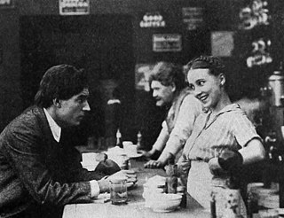 <i>The Heiress at Coffee Dans</i> 1916 silent film by Edward Dillon